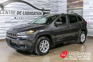 Used 2017 Jeep Cherokee North+AWD for sale in Laval, QC