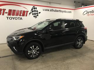 Used 2016 Toyota RAV4 FWD, CAMÉRA DE RECUL, BANCS CHAUFFANTS for sale in St-Hubert, QC