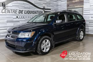 Used 2018 Dodge Journey Canada Value Pkg for sale in Laval, QC