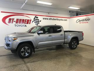 Used 2017 Toyota Tacoma 4WD V6  TRD SPORT, NAVIGATION for sale in St-Hubert, QC