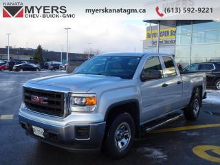 Used 2014 GMC Sierra 1500 4WD DBL CAB 143.5 for sale in Kanata, ON