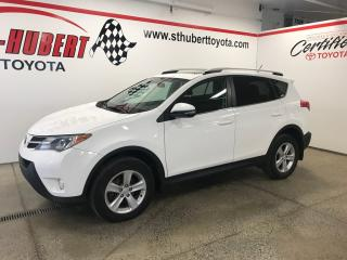 Used 2014 Toyota RAV4 FWD 4dr XLE for sale in St-Hubert, QC