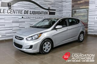 Used 2012 Hyundai Accent GL for sale in Laval, QC