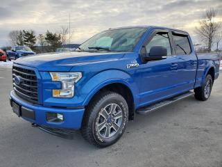 Used 2017 Ford F-150 SPORT CREW 4X4, V8 5,0L,  BTE 6.5P, SIÈG for sale in Vallée-Jonction, QC