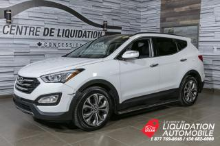 Used 2014 Hyundai Santa Fe Sport LIMITED+AWD+GPS+CUIR+TOIT for sale in Laval, QC