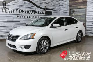 Used 2013 Nissan Sentra SR for sale in Laval, QC