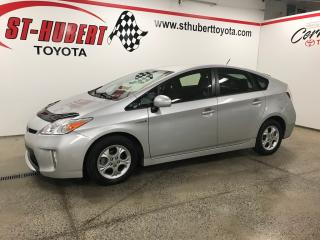 Used 2013 Toyota Prius 5DR HB for sale in St-Hubert, QC