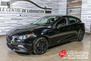 Used 2016 Mazda MAZDA3 GS+TOIT+MAGS for sale in Laval, QC