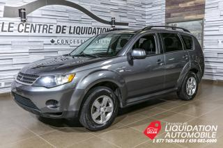Used 2009 Mitsubishi Outlander for sale in Laval, QC