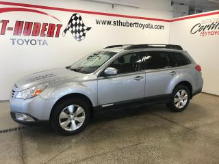 Used 2012 Subaru Outback 5dr Wgn Auto 3.6R w-Limited Pkg for sale in St-Hubert, QC