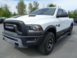 Used 2017 RAM 1500 REBEL CREW UN 2018 AU PRIX D'UN 2017 for sale in Vallée-Jonction, QC