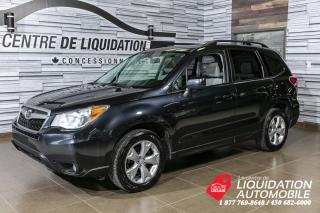 Used 2014 Subaru Forester LIMITED+EYESIGHT for sale in Laval, QC