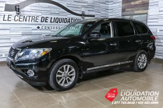 Used 2014 Nissan Pathfinder SL+AWD+CUIR+GPS for sale in Laval, QC