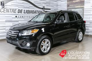 Used 2012 Hyundai Santa Fe GL Premium for sale in Laval, QC