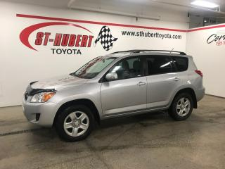 Used 2012 Toyota RAV4 2WD, TOIT OUVRANT for sale in St-Hubert, QC