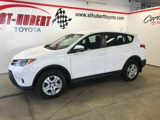 Used 2015 Toyota RAV4 FWD 4dr LE for sale in St-Hubert, QC