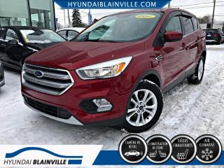 Used 2017 Ford Escape SE BANCS CHAUFFANTS, CAMÉRA RECUL, BLUET for sale in Blainville, QC