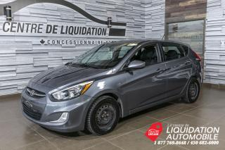 Used 2016 Hyundai Accent SE for sale in Laval, QC