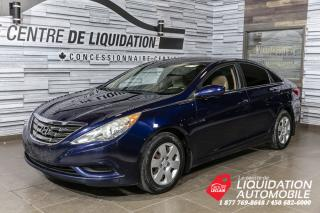 Used 2011 Hyundai Sonata GL for sale in Laval, QC