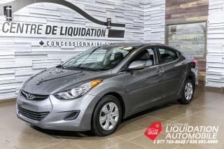 Used 2013 Hyundai Elantra L for sale in Laval, QC