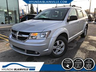 Used 2010 Dodge Journey SE, MAGS, DÉMARREUR À DISTANCE for sale in Blainville, QC
