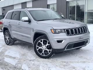 Used 2019 Jeep Grand Cherokee LIMITED TOIT GPS SEULEMENT 16941KMS for sale in Ste-Marie, QC