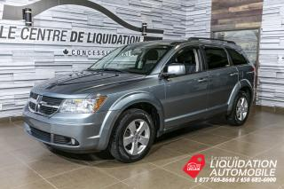Used 2010 Dodge Journey SXT for sale in Laval, QC