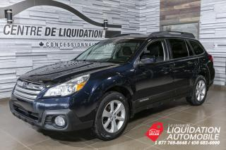 Used 2013 Subaru Outback 2.5i Touring for sale in Laval, QC