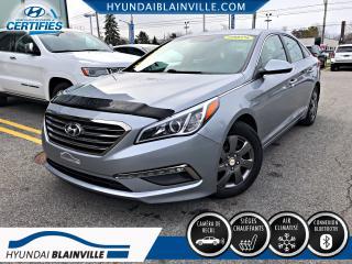 Used 2015 Hyundai Sonata GL, AUTO, MAGS, CAMERA DE RECUL for sale in Blainville, QC