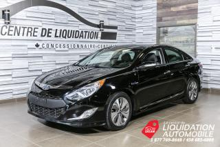 Used 2015 Hyundai Sonata Hybride Limited for sale in Laval, QC