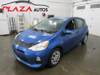 Used 2014 Toyota Prius c 5DR HB for sale in Beauport, QC