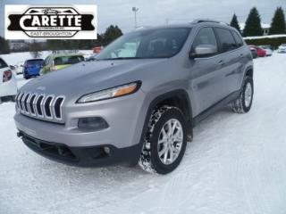 Used 2014 Jeep Cherokee North edition 4x4  gps for sale in East broughton, QC