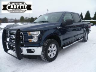 Used 2015 Ford F-150 4x4 for sale in East broughton, QC