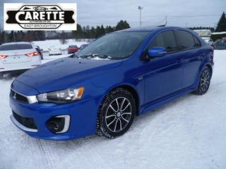 Used 2017 Mitsubishi Lancer Sportback gt toit ouvrant for sale in East broughton, QC