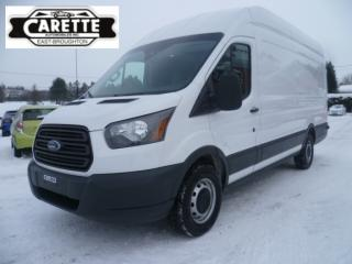 Used 2015 Ford Transit T350 allongee diesel for sale in East broughton, QC