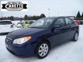 Used 2008 Hyundai Elantra for sale in East broughton, QC