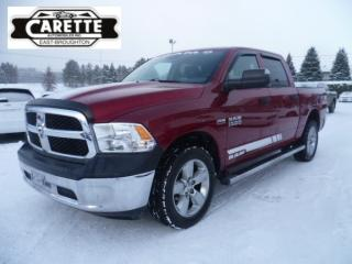 Used 2013 RAM 1500 4x4 Crew Cab for sale in East broughton, QC