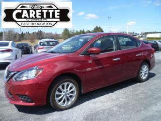 Used 2016 Nissan Sentra SV for sale in East broughton, QC