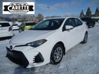 Used 2019 Toyota Corolla SE for sale in East broughton, QC