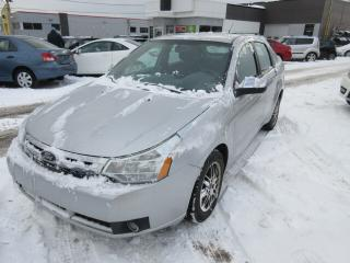 Used 2011 Ford Focus 4DR SDN SE for sale in Beauport, QC