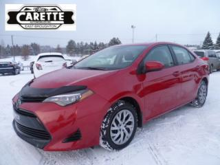 Used 2019 Toyota Corolla LE for sale in East broughton, QC