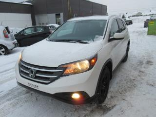 Used 2014 Honda CR-V AWD 5dr EX for sale in Beauport, QC