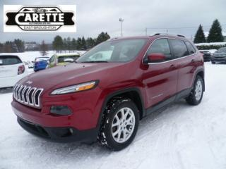 Used 2017 Jeep Cherokee NORTH EDITION AWD for sale in East broughton, QC