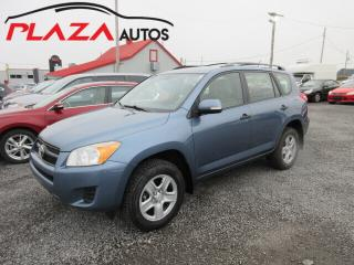 Used 2009 Toyota RAV4 4WD 4dr I4 Base for sale in Beauport, QC
