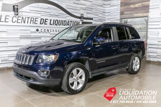 Used 2017 Jeep Compass High Altitude Edition+AWD for sale in Laval, QC