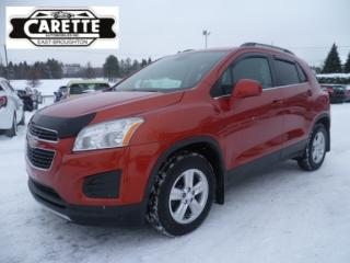 Used 2015 Chevrolet Trax 2lt mylink touch awd for sale in East broughton, QC