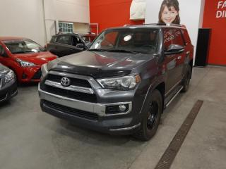 Used 2016 Toyota 4Runner V6 LIMITED 7PLACES for sale in Québec, QC