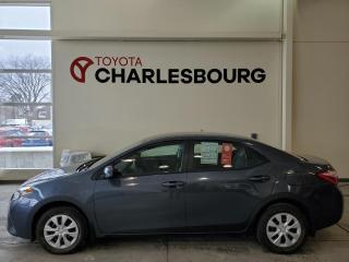 Used 2015 Toyota Corolla CE GRP AMÉLIORÉ for sale in Québec, QC