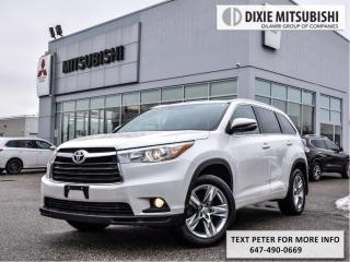 Used 2015 Toyota Highlander for sale in Mississauga, ON