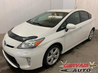 Used 2012 Toyota Prius Hybrid GPS Mags Caméra de recul Bluetooth for sale in Trois-Rivières, QC